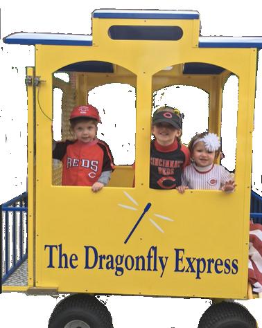 Dragonfly Train