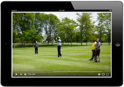 Recap Video Screenshot