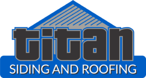 Titan Roofing & Siding Logo