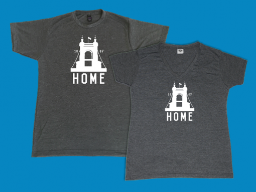 CincyGive.com Home T-Shirt