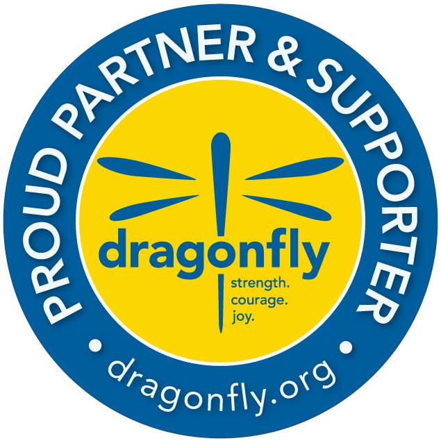 Proud Partner and Supporter of the Dragonfly Foundation