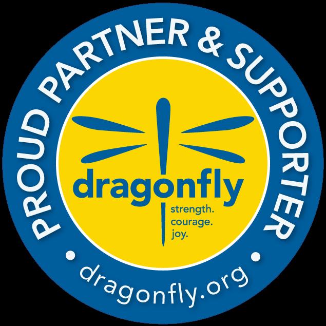 蜻蜓基金会自豪的合作伙伴和支持者