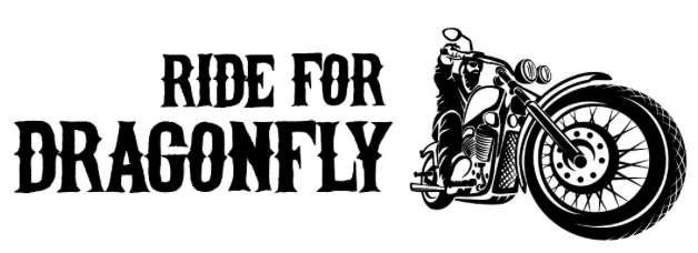 Ride for Dragonfly Logo