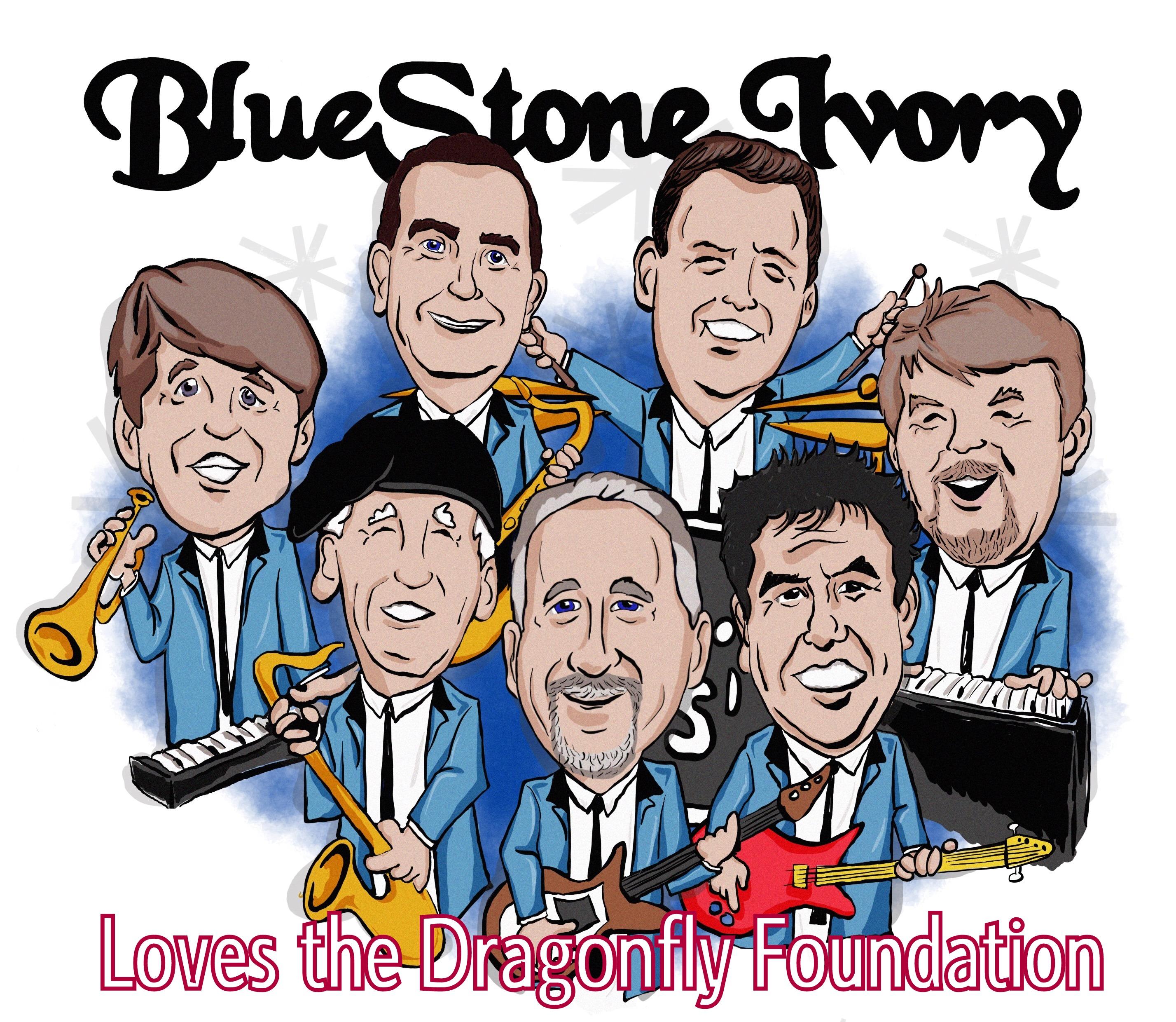 Blue Stone Ivory