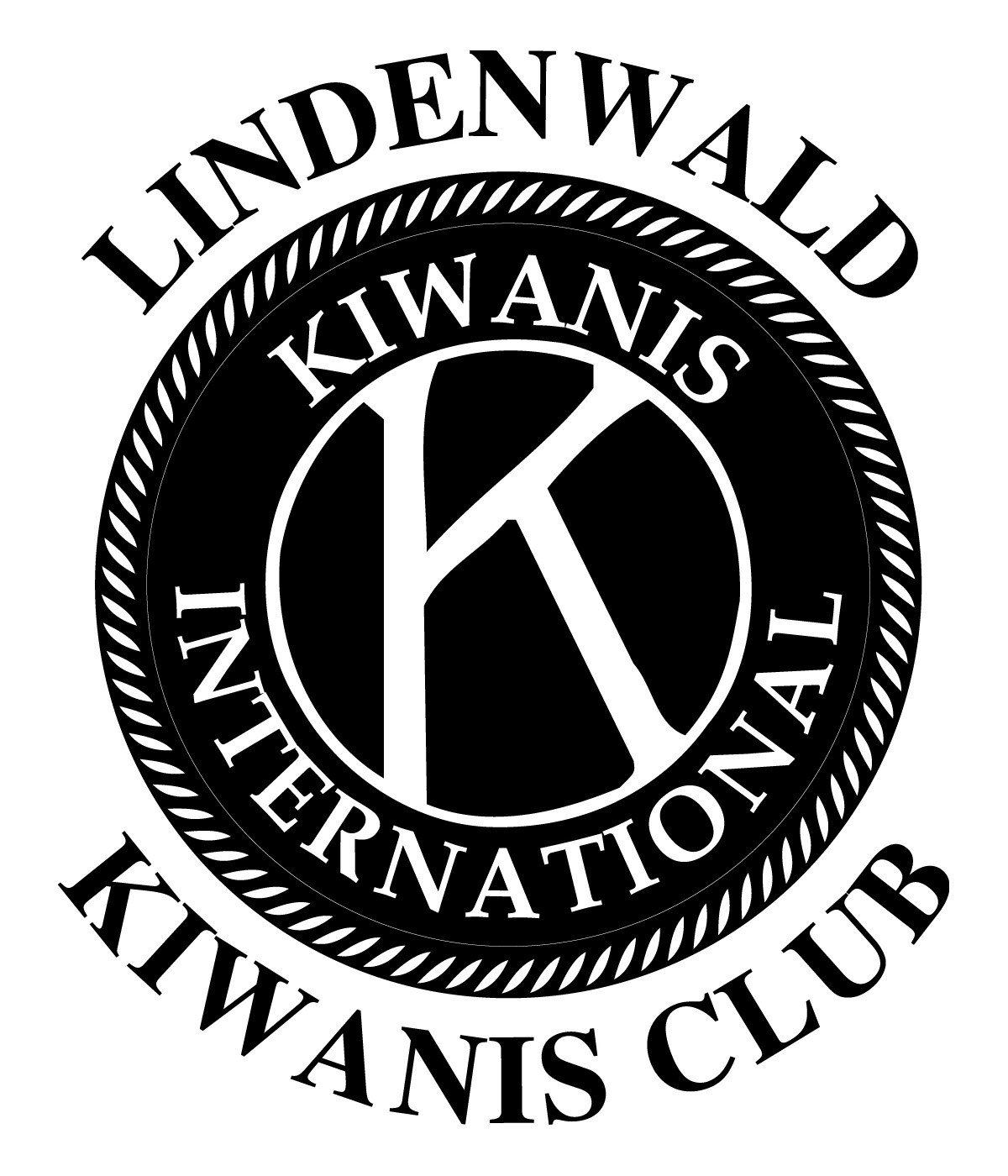 Lindenwald Kiwanis Logo