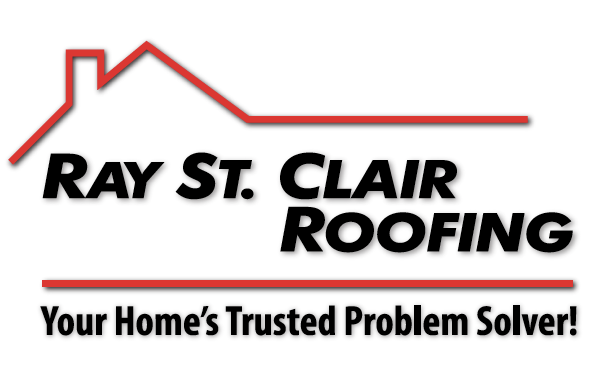 Ray St. Clair Roofing Logo