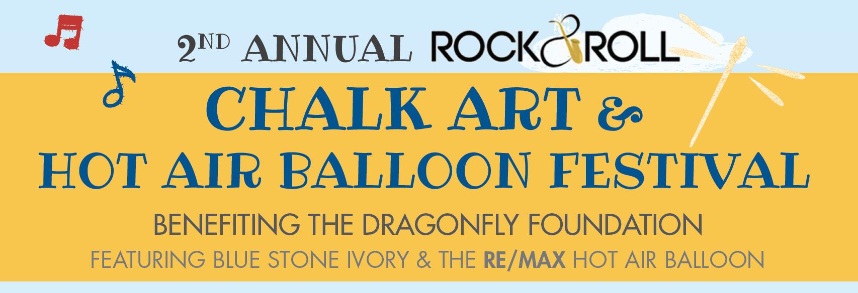 Chalk Art & Hot Air Balloon Festival