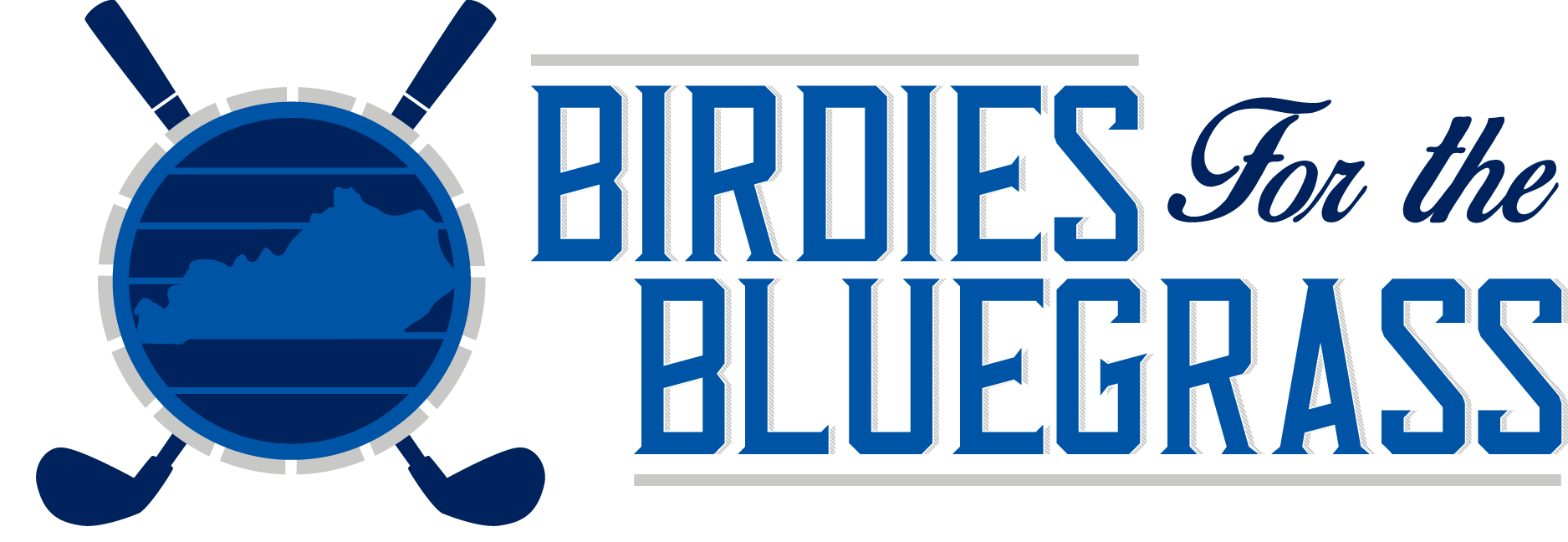 Birdies for the Bluegrass Logo