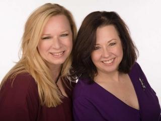 Christine Neitzke & Ria Davidson, Dragonfly Co-Founders