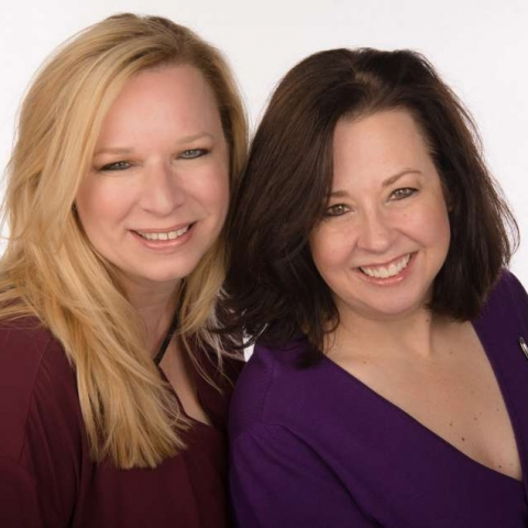 Christine Neitzke & Ria Davidson, Dragonfly Co-Founders