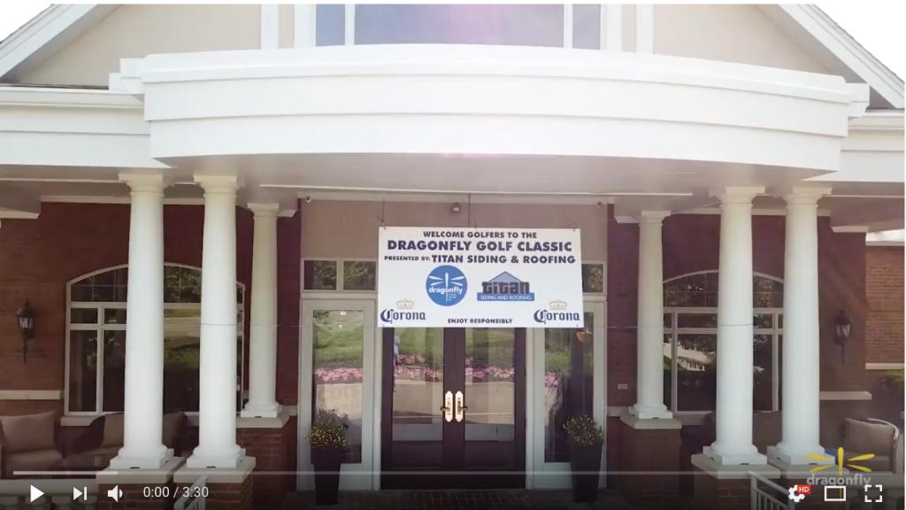 Screenshot of Golf Recap Video 2018