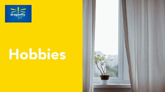 Hobbies Blog Post Graphic