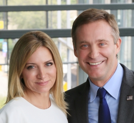 Mark & Melissa Matson, Matson Money & The Matson Family Foundation