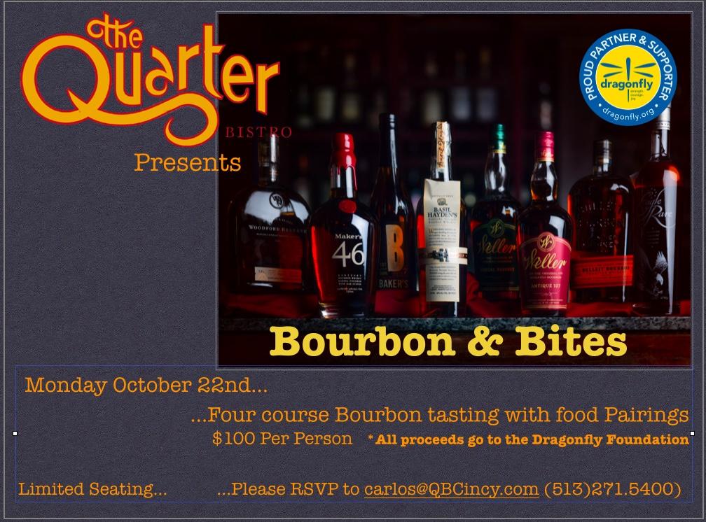 Quarter Bistro Bourbons & Bits