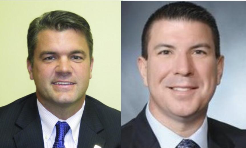 New Board Members, Brad Cates & Thomas Stieritz