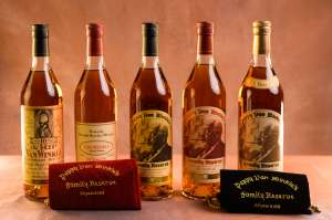 Pappy Van Winkle Bourbon Raffle Photo by Malinda Hartong