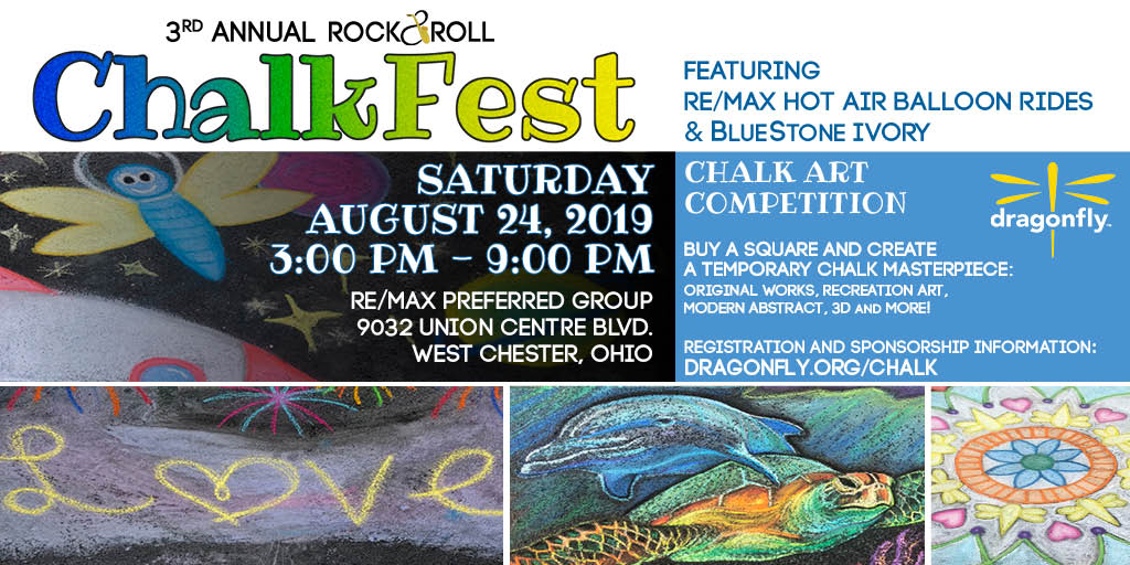 Rock & Roll Chalk Fest