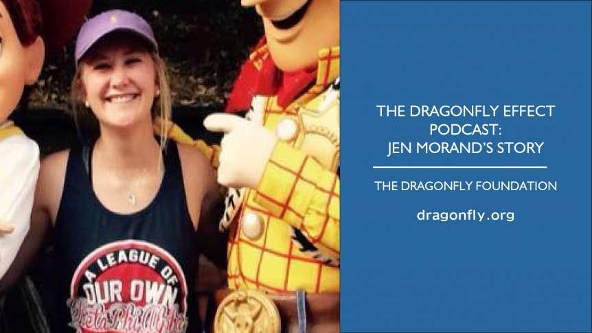 Jen Morand's Story: Podcast Art