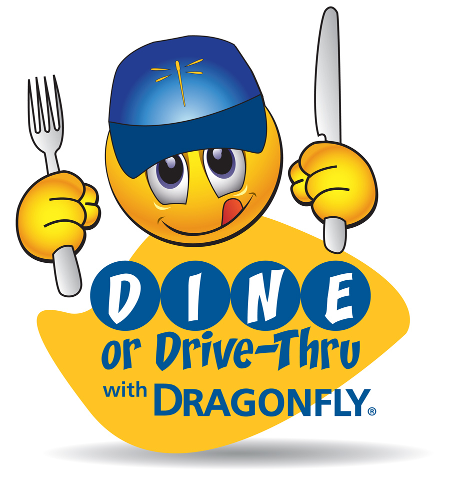 Dine with Dragonfly