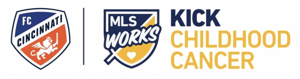 FCi Cincinnati Kicks Childhood Cancer